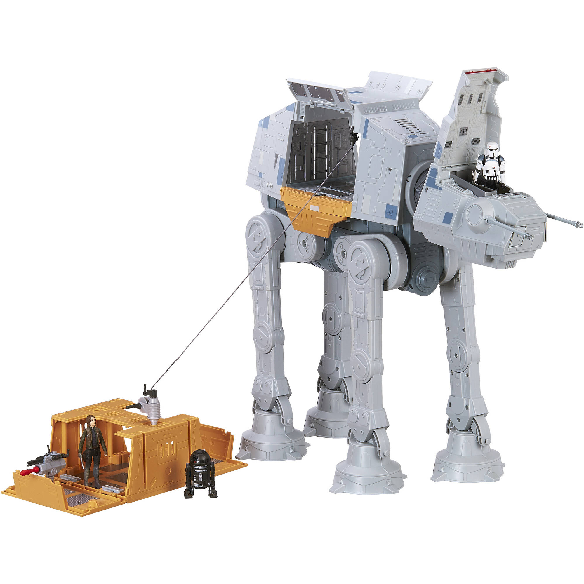 Star Wars Rogue One Rapid Fire Imperial AT-ACT by Hasbro