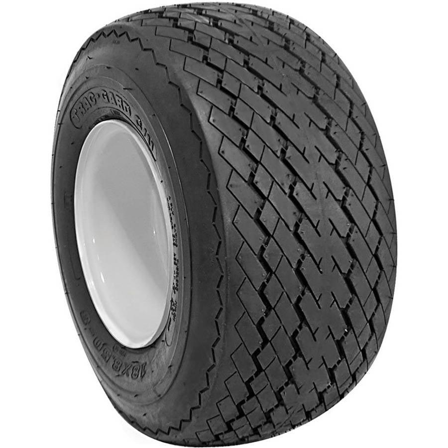 TracGard C U N367 GOLF CART Bias Tire 18X8.50-8 B 4 Ply by Trac-Gard C%2FU