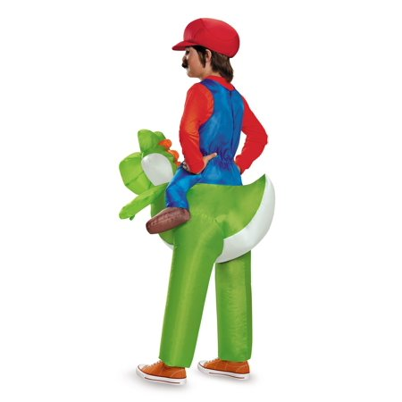 Disguise MARIO RIDING YOSHI CHILD-DG85150CH costume