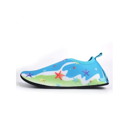 Kid's Aqua Shoes Beach Water Shoes Barefoot Yoga Socks for Girls & Boys