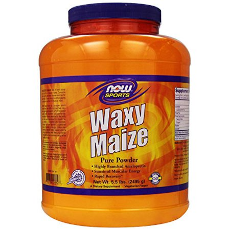Now Foods Waxy Maize Reviews