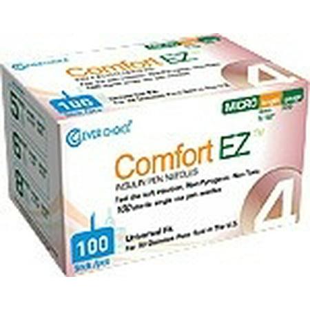 Comfort Ez Pen Needles