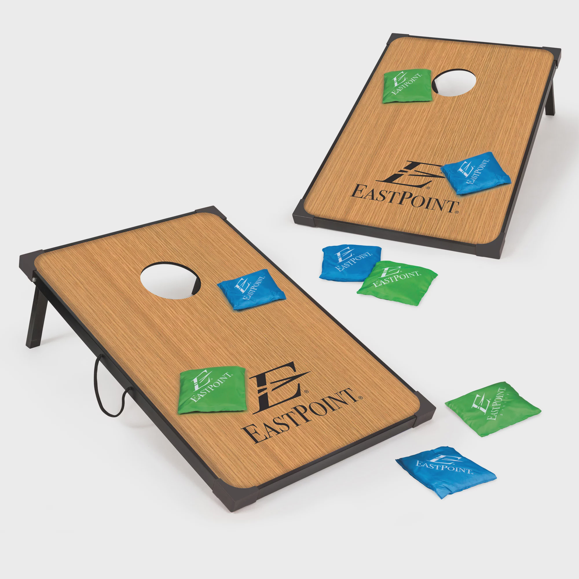 Phenomenal Eastpoint Sports Deluxe Bean Bag Toss 3 Ft X 2 Ft Bean Bag Toss Boards Feature Reinforced Corners And Sides For Exciting Play 8 Colorful Blue And Ibusinesslaw Wood Chair Design Ideas Ibusinesslaworg