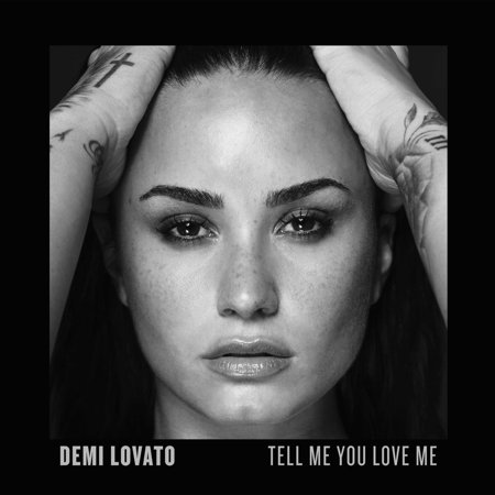 Demi Lovato - Tell Me You love Me (Clean) (CD) (Demi Lovato Guitar)