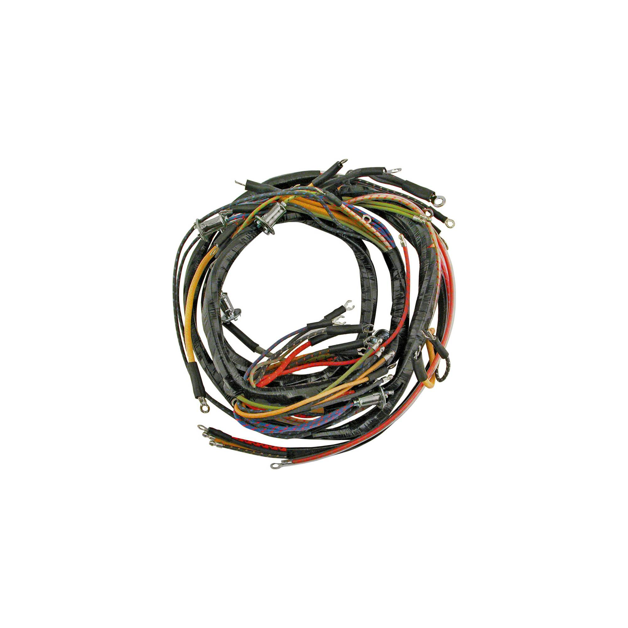 [SCHEMATICS_49CH]  MACs Auto Parts Premier Products 49-10734 Dash Wiring Harness - Ford V8  Only - Walmart.com | Ford Wiring Harness Parts |  | Walmart.com