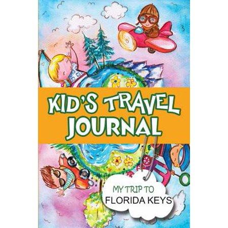 Kids Travel Journal : My Trip to the Florida Keys