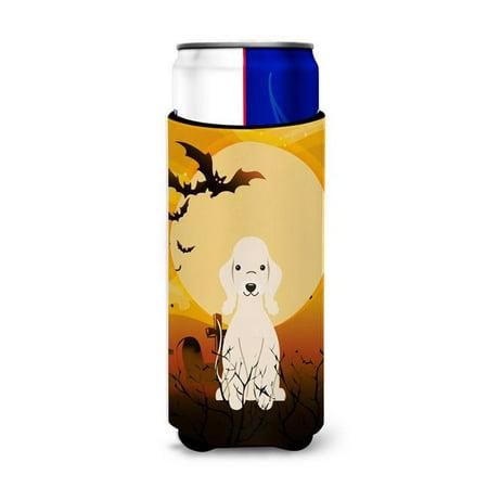 Halloween Bedlington Terrier Sandy Michelob Ultra Hugger for Slim Cans](Halloween Sandy Nj)