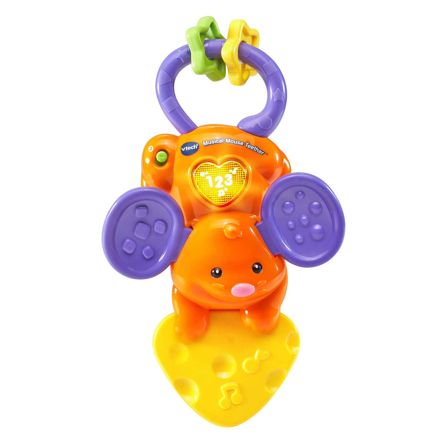 Musical Mouse Teether by VTech
