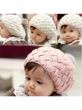 c7f215bab03 Product Image Directer Cute Baby Infant Girls Boys Toddler Winter Warm  Knitted Crochet Hat Beanie Cap