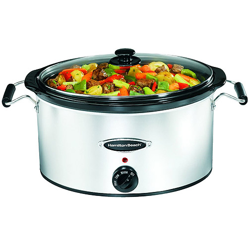Hamilton Beach 7-Qt. Slow Cooker