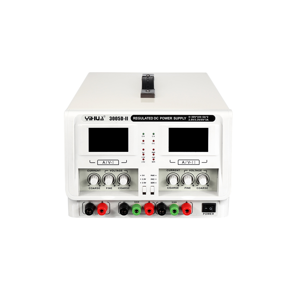 0~30V 0~5A Variable Adjustable Switching Precision DC Power Supply LED Display - image 2 de 5