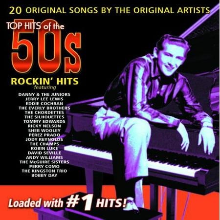 Top Hits Of The 50's: Rockin' Hits II