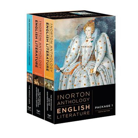 The Norton Anthology of English Literature (Best Of Edward Norton)