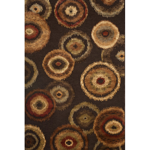 Wildon Home   Sonoma Kinzie Chocolate Area Rug
