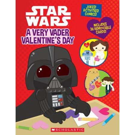 A Very Vader Valentine's Day