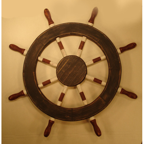 Judith Edwards Designs Ships Wheel Wall D cor