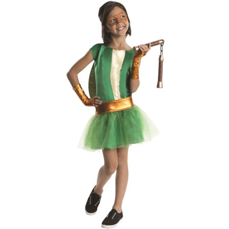 Michelangelo Tutu Child Costume