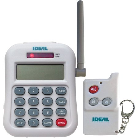 Alarm Center and Telephone Dialer,