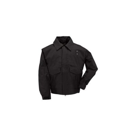 Image of 5.11 Tactical 48027 4-in-1 Patrol Jacket, Black, Large Short