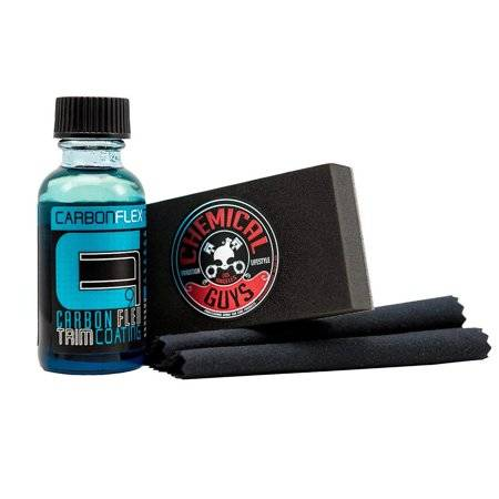 Chemical Guys WAC228 Carbon Flex C9 Trim Coating Kit (4 Items)