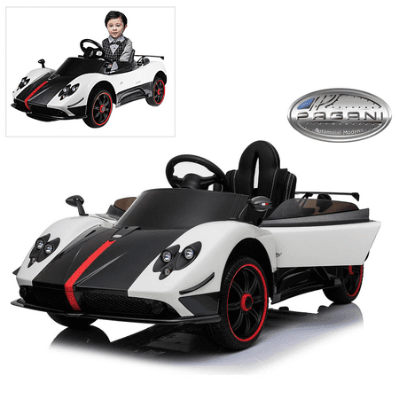 Pagani Zonda R Roadster Electric Ride On Car With Remote Control Seat For Kids