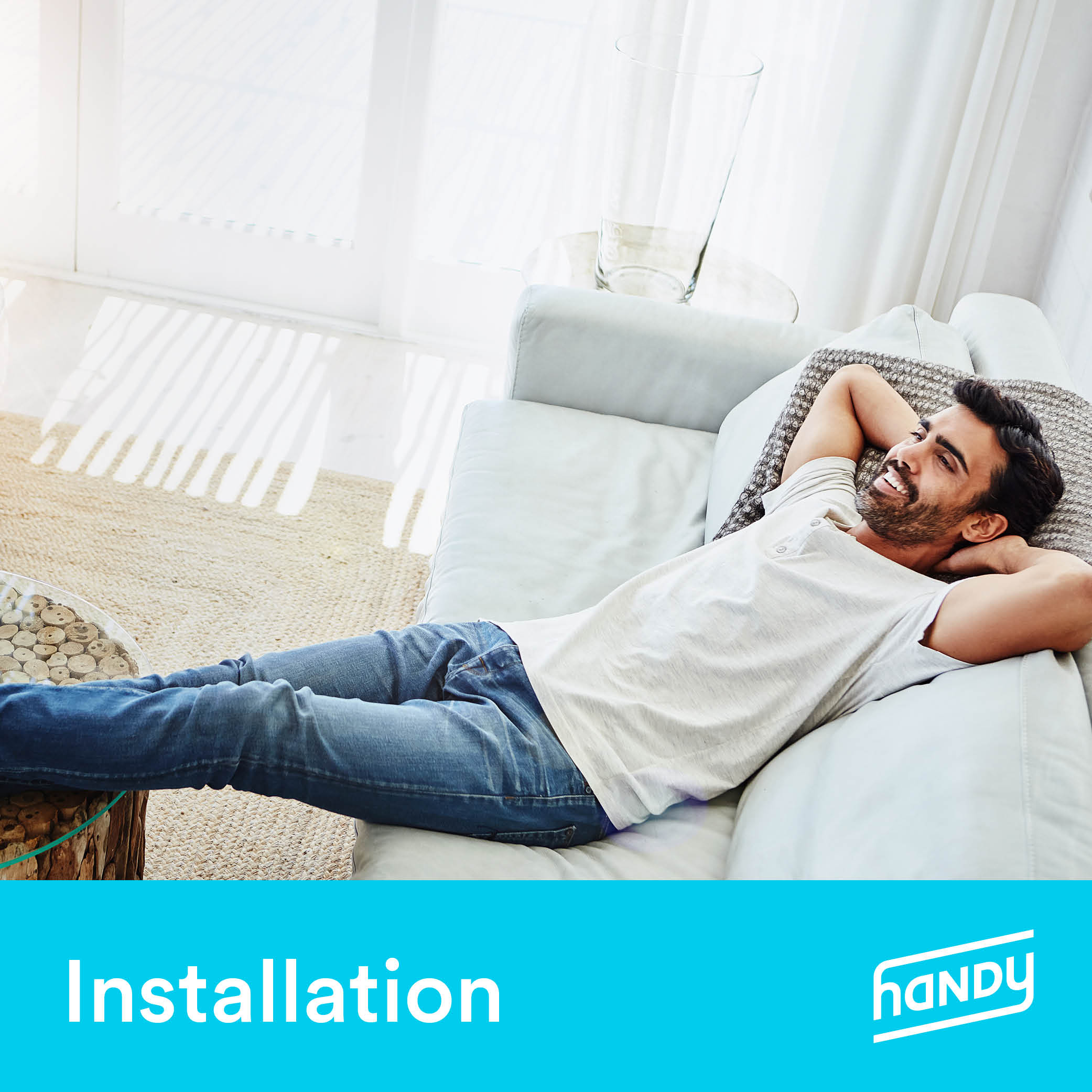 Window Air Conditioner Installation by Handy