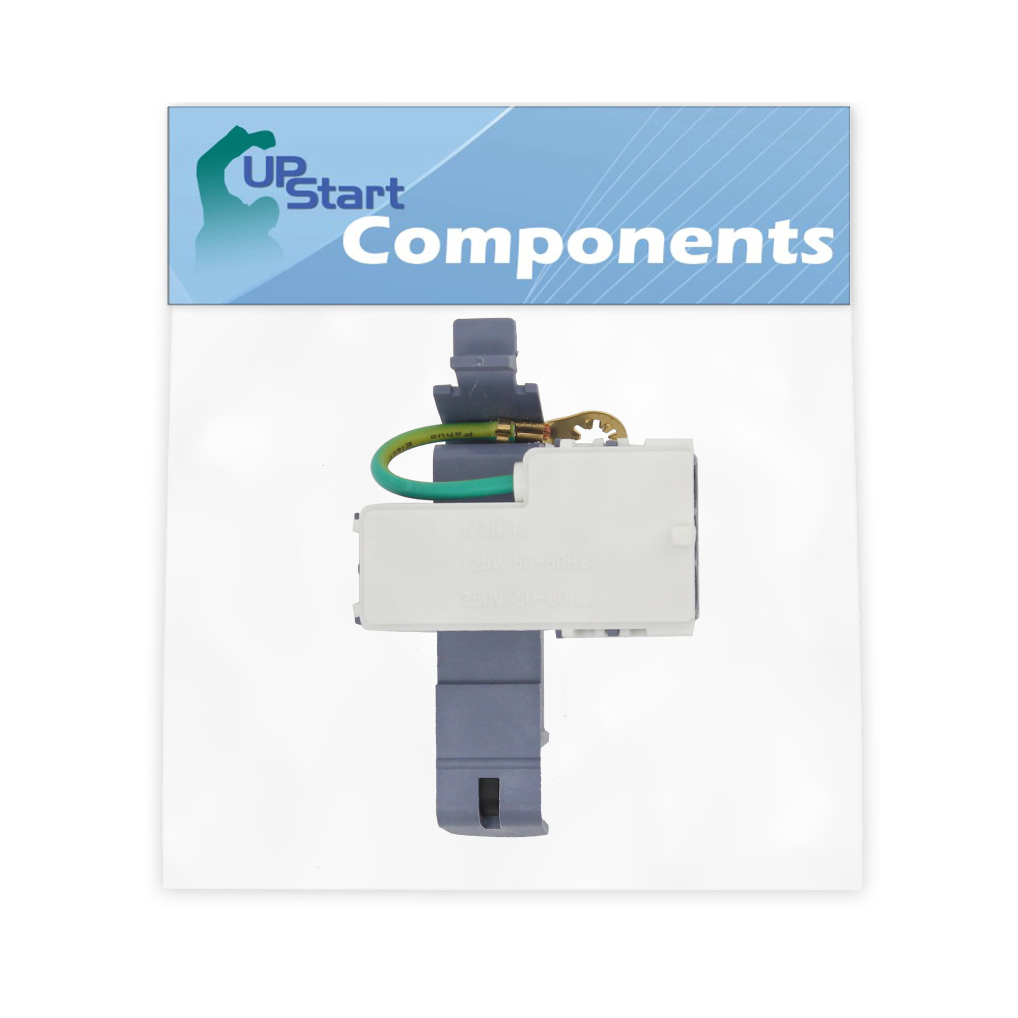 8318084 Washer Lid Switch Replacement for Whirlpool WTW5821SW0 Washer -  Compatible with WP8318084 Washer Lid Switch - UpStart Components Brand