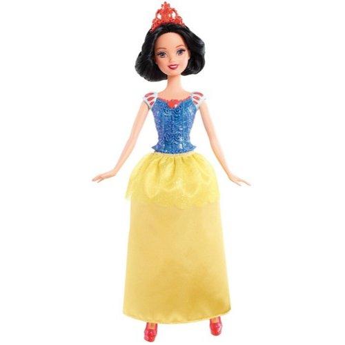 Disney Princess Sparkle Princess Snow White Doll by Mattel