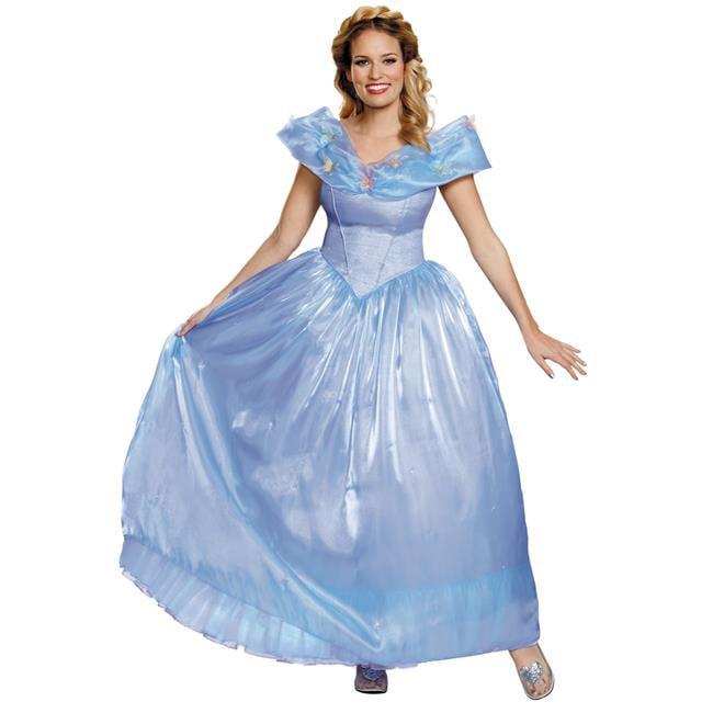 Morris Costumes DG88935B Cinderella Ultra Prestige Costume, Size 8-10
