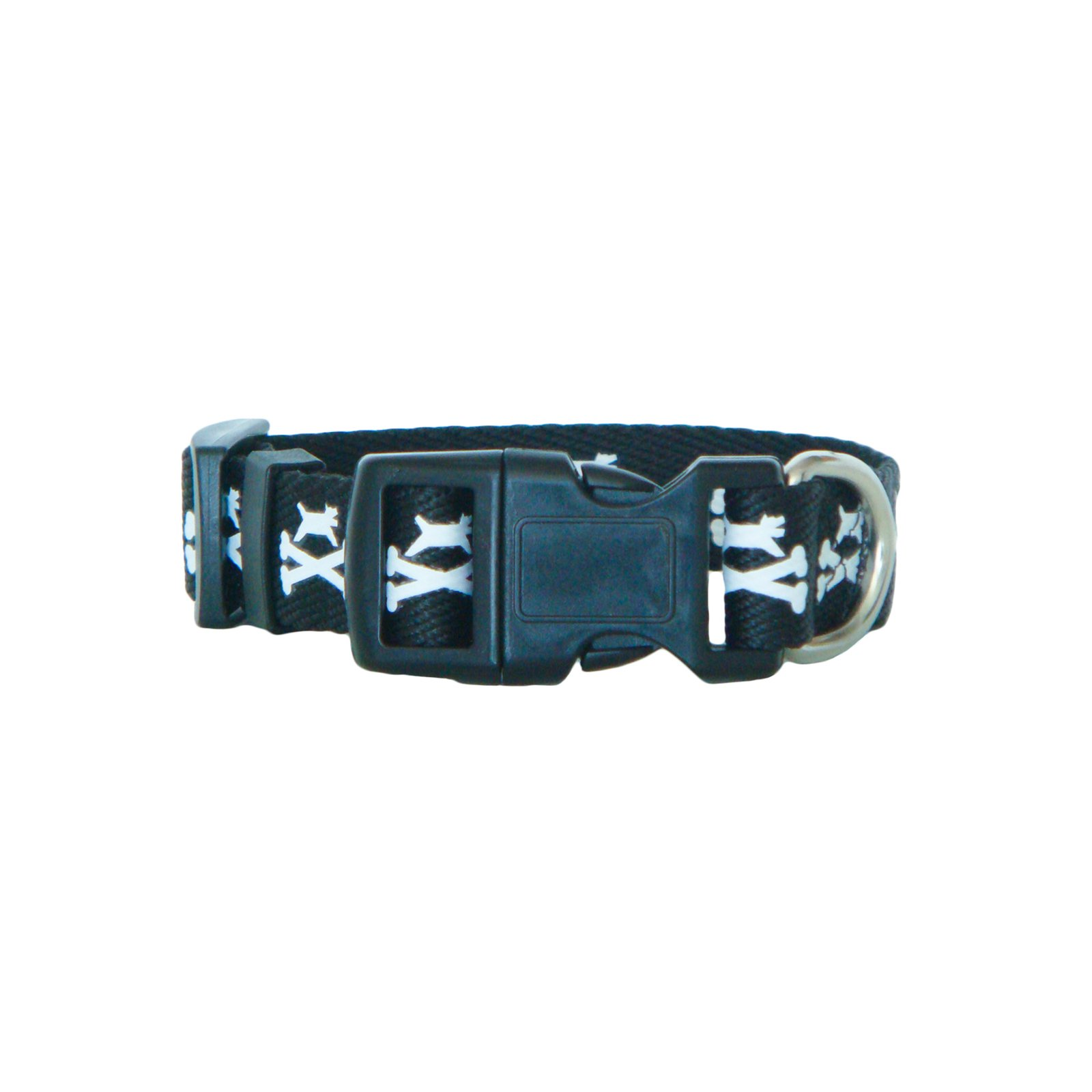 Dog & Crossbones Collar - Medium