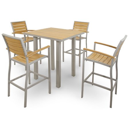 Ivy Terrace Loft Bar Dining Set