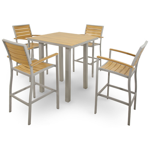Ivy Terrace Loft 5-Piece Bar Set