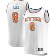 Ivan Rabb New York Knicks Fanatics Branded Fast Break Player Jersey - Association Edition - White