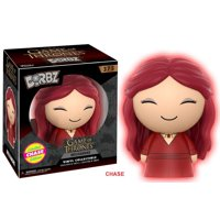 CHASE Red Glow Melisandre - Game of Thrones Funko Dorbz #375
