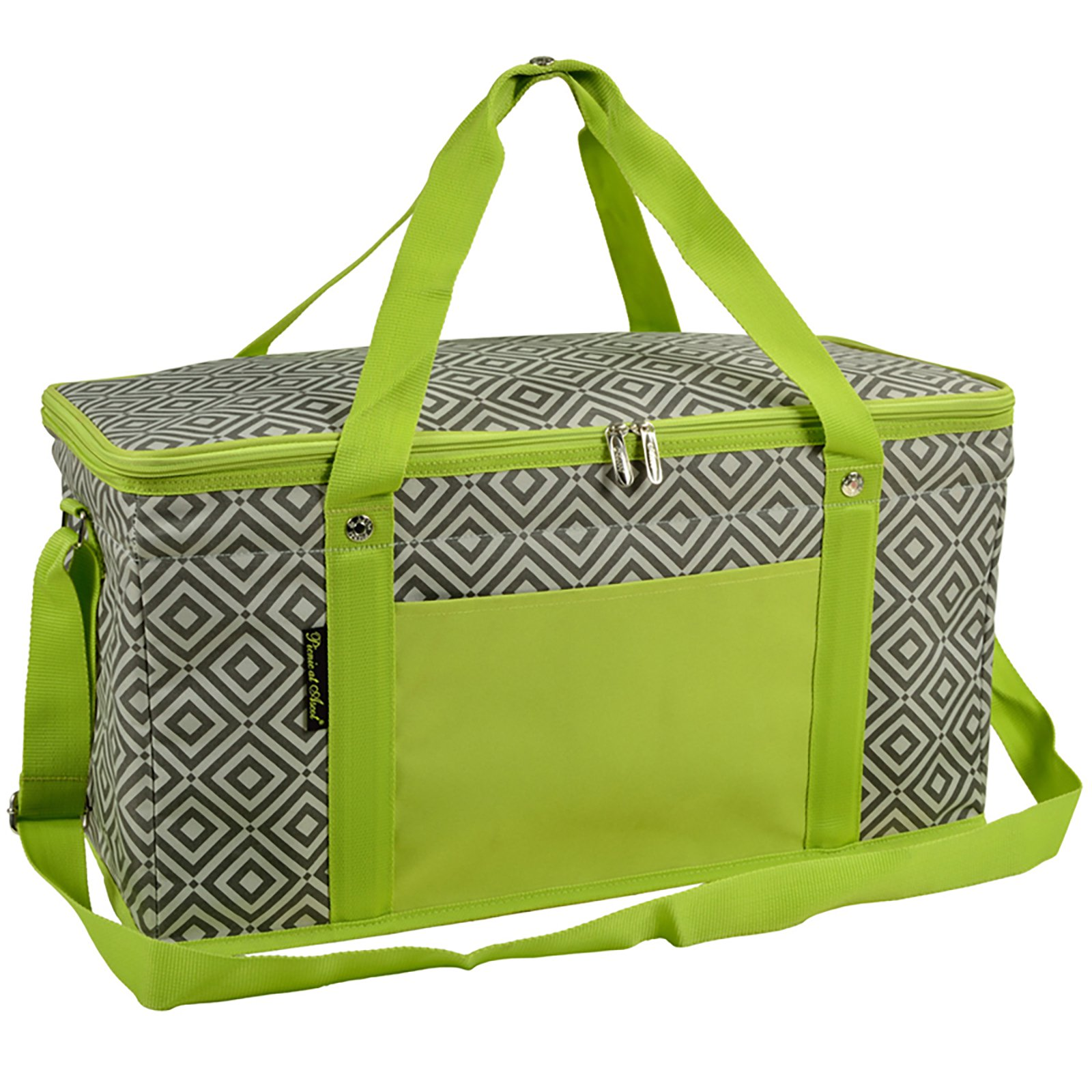 Picnic At Ascot Large Polycanvas Cooler