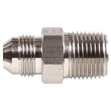 J6-6CBO Hose Adapter, MNPT to Male JIC, Straight