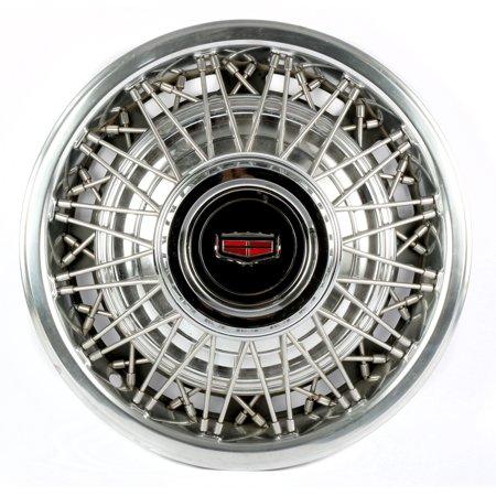 "80-82 Mercury Grand Marquis Single OEM Original Wheel Cover Hubcap 15"" E1MY1130B"