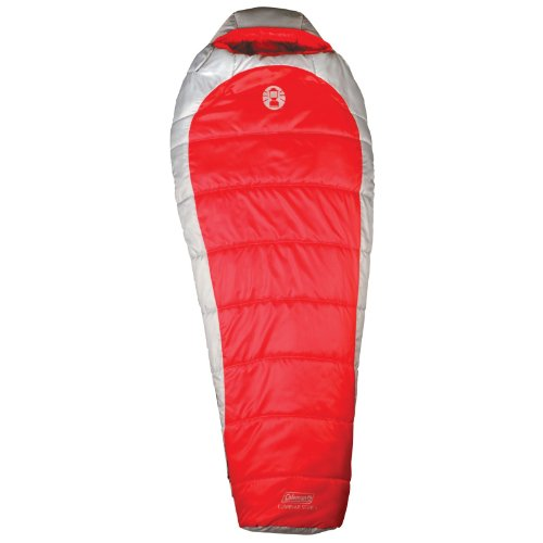 Click here to buy Coleman Silverton Sleeping Bag Multi-Colored by COLEMAN.