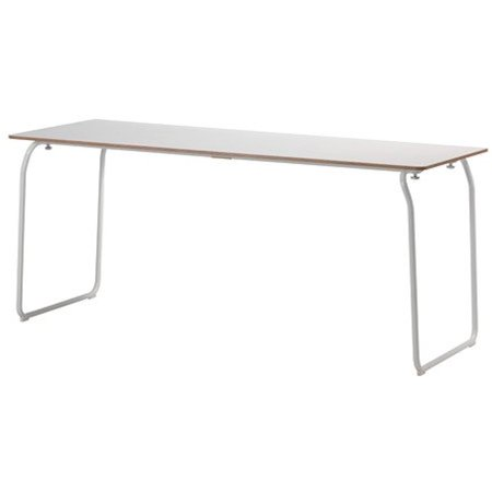 Ikea foldable Table, indoor/outdoor, white 1626.172914.3430 ()
