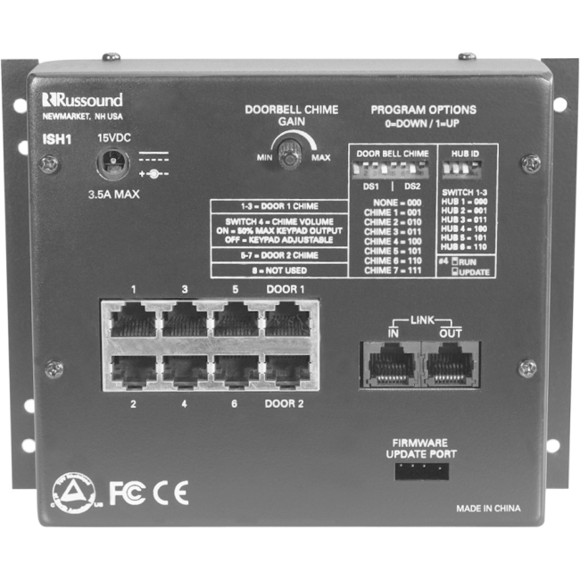 RUSSOUND 2300-526459 ComPoint System  Hub