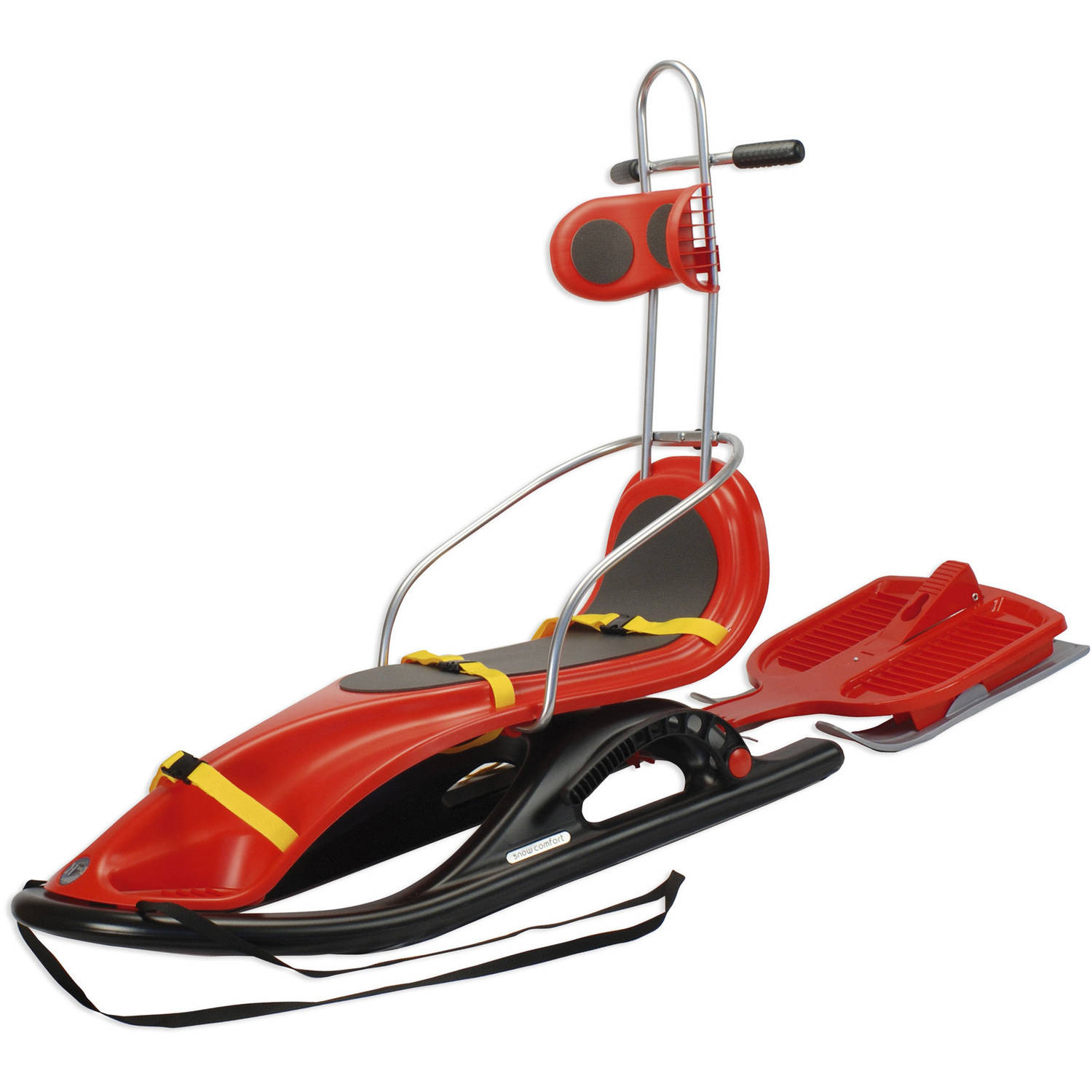 Kettler Snow Comfort, Red by KHW Sleds