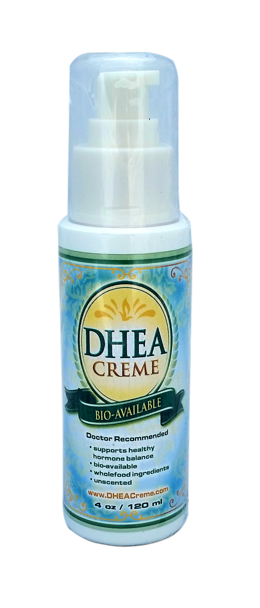 Unscented cream produced during sex