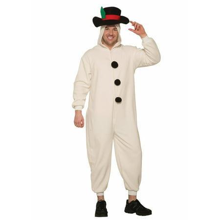 Adult Snowman Jumper - Adult Snowman
