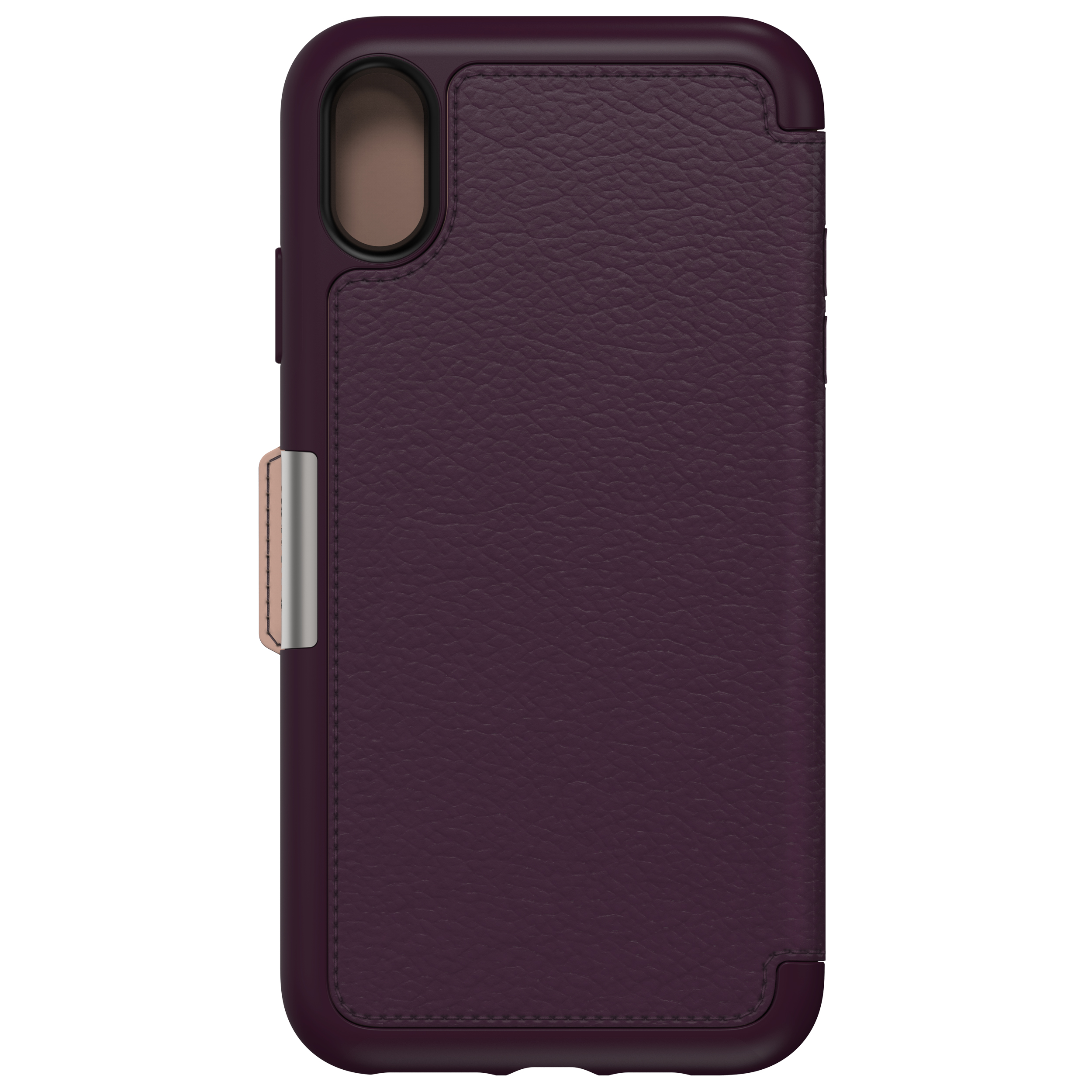Otterbox Strada Series Case for iPhone Xs Max, Royal Blush by OtterBox