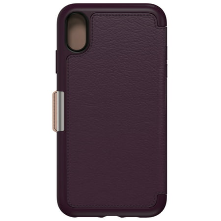 Otterbox Strada Series Case for iPhone Xs Max, Royal Blush