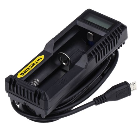 Nitecore UM10 Lithium Battery Charger for 18650 14500 16340 10440 18490 18350 17670 17500