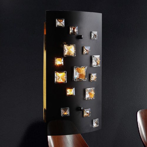 CWI Lighting Shadow 2-Light Wall Sconce