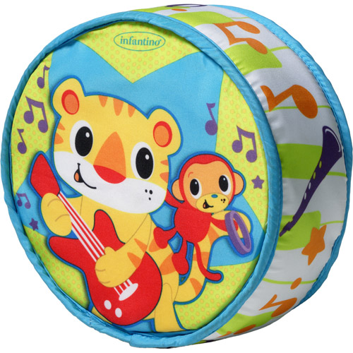 Infantino - Tap & Roll Musical Drum