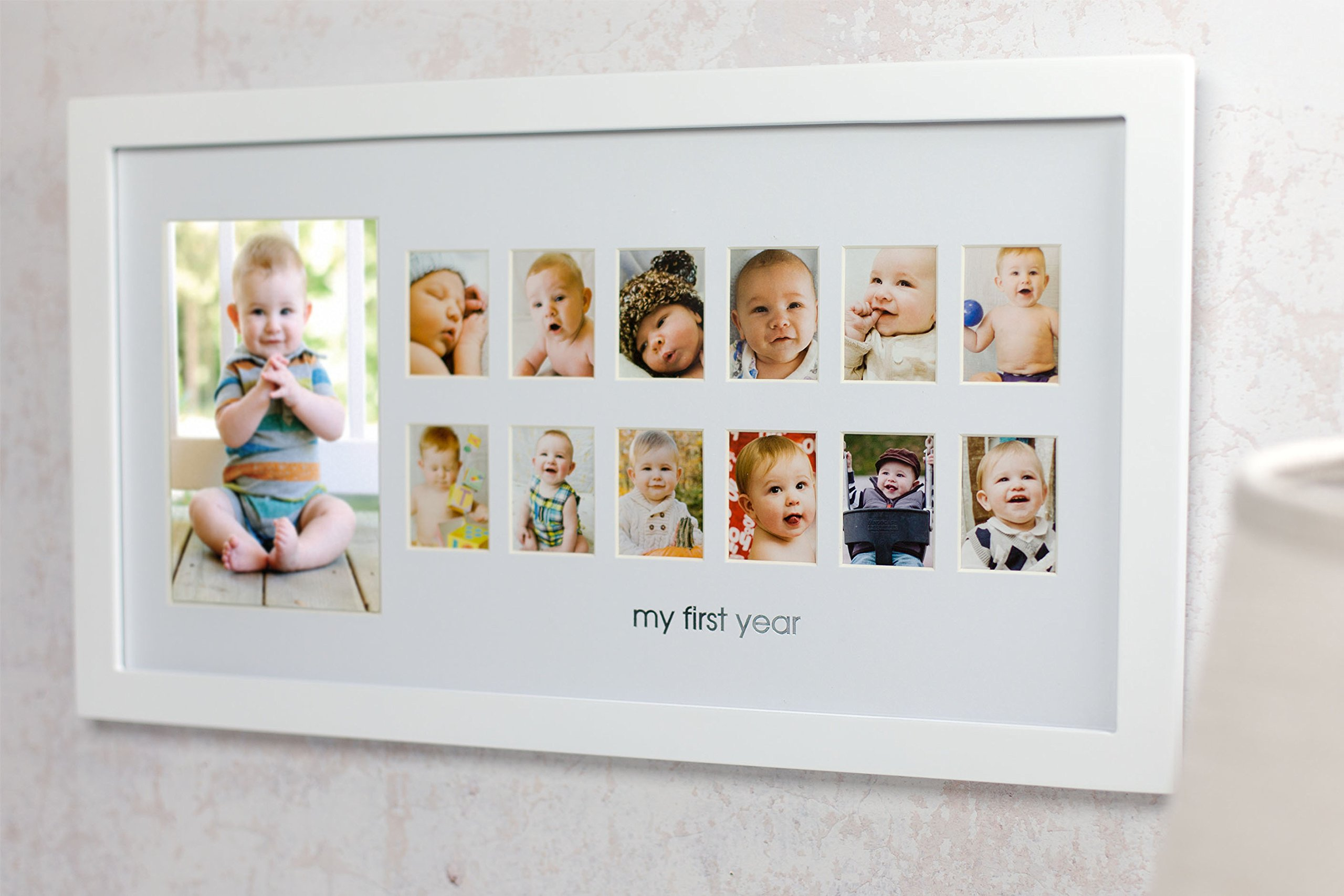 Frame photo first my year