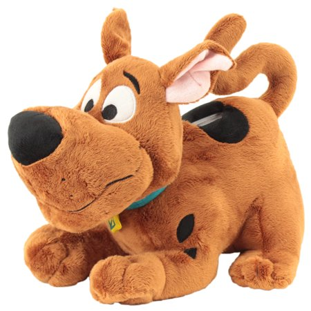 Counting Piggy Bank (Warner Brother's Scooby Doo Plush Piggy Bank | 12